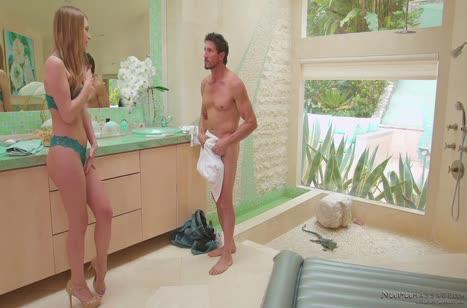 Красотка Jill Kassidy сделала отличный порно массаж